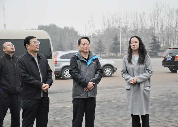 Inspections of Shanxi Inspection and Quarantine deputy Director Ren Chuanyong