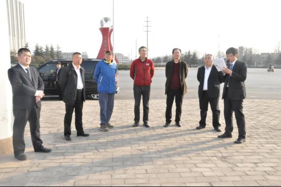 Kazakstan Yetruibay Company Chairman Yedrui Harry Vist To Group Cooperation